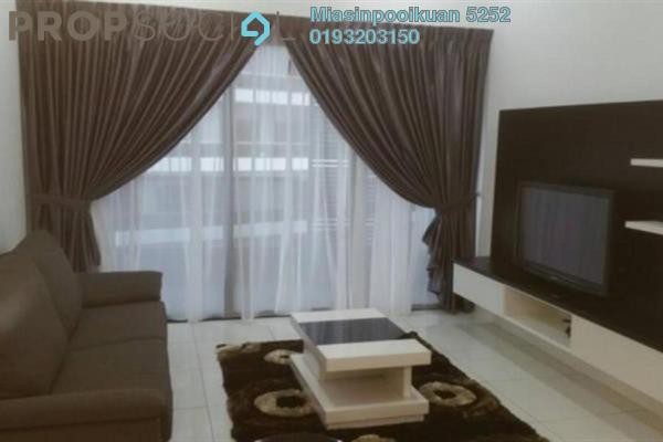 For Rent Condominium at The Veo, Melawati Freehold Fully Furnished 1R/1B 2.4k