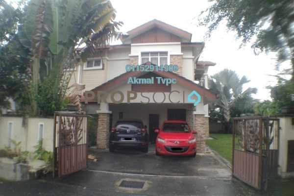 For Sale Semi-Detached at Bandar Tasik Kesuma, Semenyih Freehold Semi Furnished 4R/3B 750k