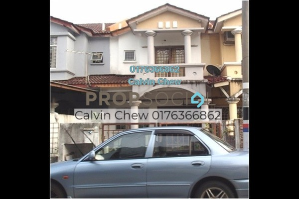 For Sale Terrace at Taman Sentosa, Klang Freehold Unfurnished 4R/3B 270k