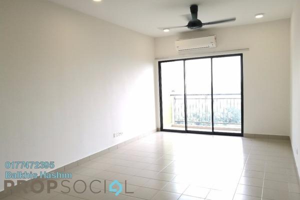 For Rent Condominium at Residensi Alami, Shah Alam Freehold Semi Furnished 3R/2B 1.6k