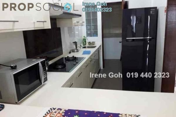For Rent Condominium at Sea View Garden, Batu Ferringhi Freehold Fully Furnished 3R/2B 2.2k