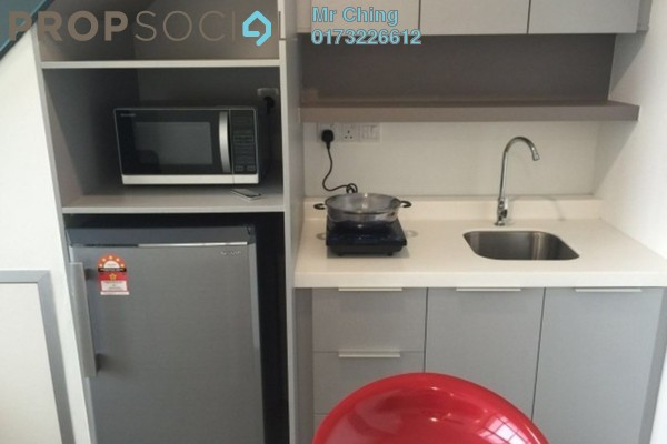 For Sale Condominium at The Place, Cyberjaya Freehold Fully Furnished 0R/1B 249k