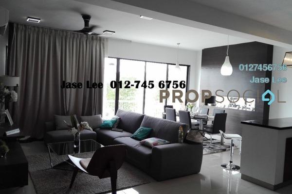 For Sale Condominium at Denai Sutera, Bukit Jalil Freehold Semi Furnished 3R/3B 641k