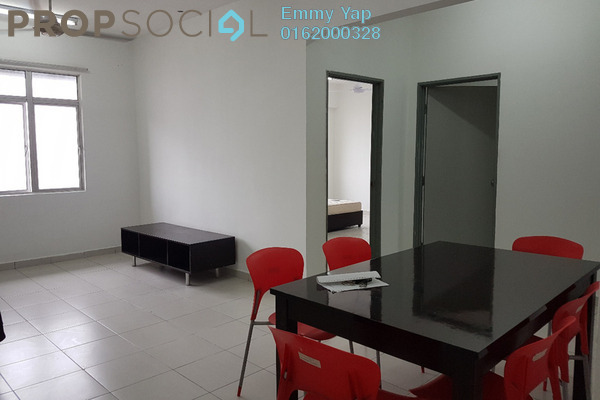 For Sale Condominium at South City Plaza, Seri Kembangan Freehold Fully Furnished 3R/2B 380k