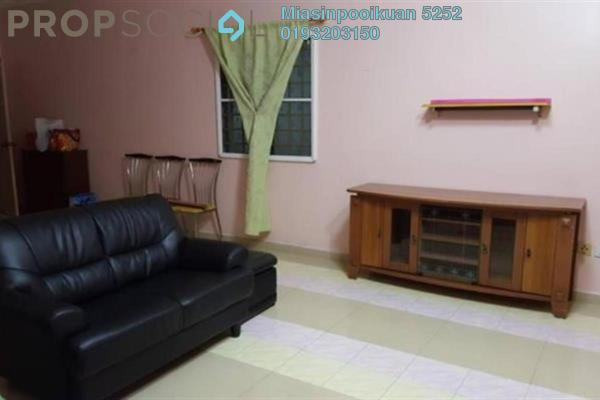 For Rent Apartment at Merdeka Villa, Ampang Freehold Fully Furnished 3R/2B 1.3k