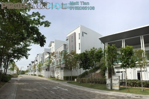 For Sale Villa at Contours, Melawati Freehold Unfurnished 4R/5B 4.2m
