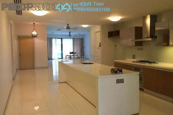 For Sale Condominium at U-Thant Residence, Ampang Hilir Freehold Semi Furnished 4R/5B 3.75m