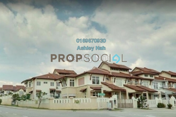 For Sale Condominium at Alam Nusantara, Setia Alam Freehold Unfurnished 4R/3B 950k