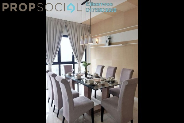 For Rent Condominium at Seri Riana Residence, Wangsa Maju Freehold Fully Furnished 3R/2B 4.3k