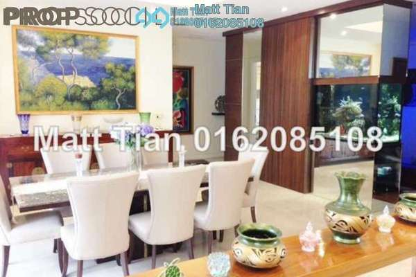 For Sale Condominium at Suria Stonor, KLCC Freehold Semi Furnished 4R/5B 3.0百万