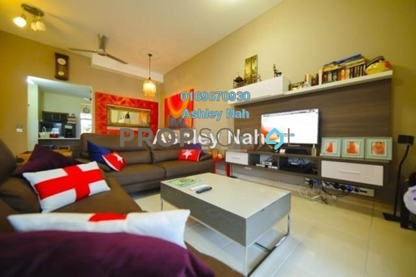 For Sale Terrace at Setia Indah, Setia Alam Freehold Fully Furnished 4R/3B 850k