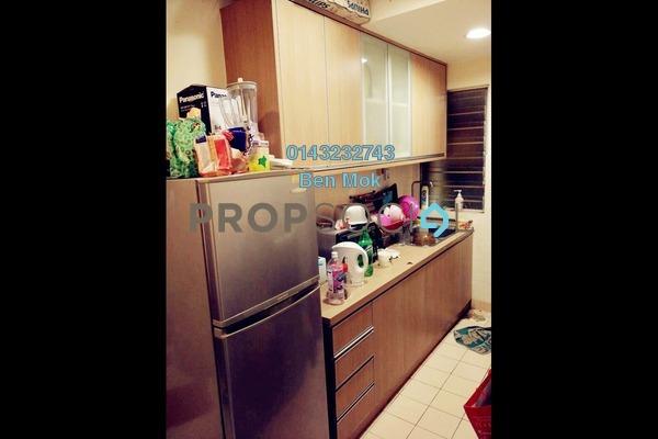 For Sale Apartment at Suria Kinrara, Bandar Kinrara Freehold Semi Furnished 3R/2B 208k