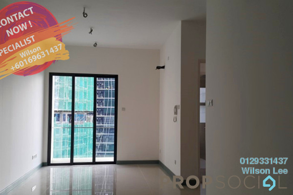 For Sale Condominium at South View, Bangsar South Freehold Semi Furnished 2R/2B 800k