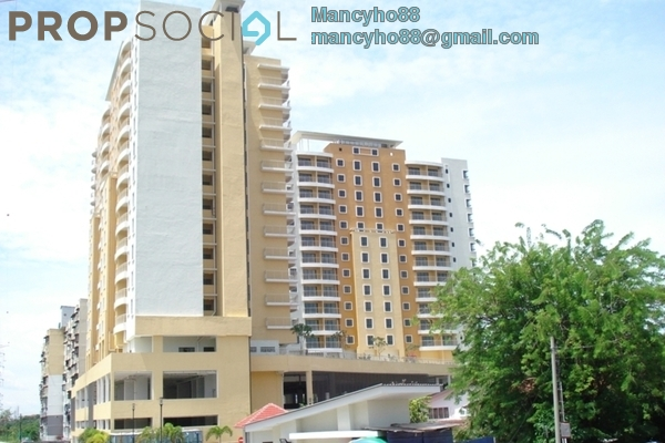 For Sale Condominium at Paramount View, Petaling Jaya Freehold Semi Furnished 3R/2B 530k