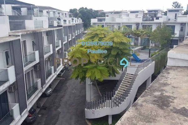 For Sale Terrace at D'Residency, Bandar Utama Freehold Semi Furnished 5R/4B 1.05m
