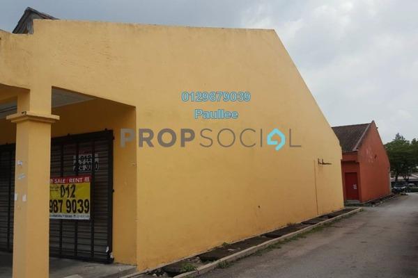 For Rent Shop at BP2, Bandar Bukit Puchong Freehold Semi Furnished 2R/2B 1.8k