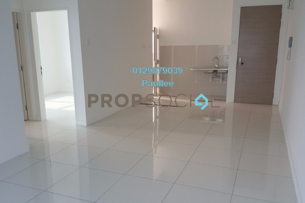 For Rent Condominium at Skypod, Bandar Puchong Jaya Freehold Semi Furnished 2R/2B 1.3k