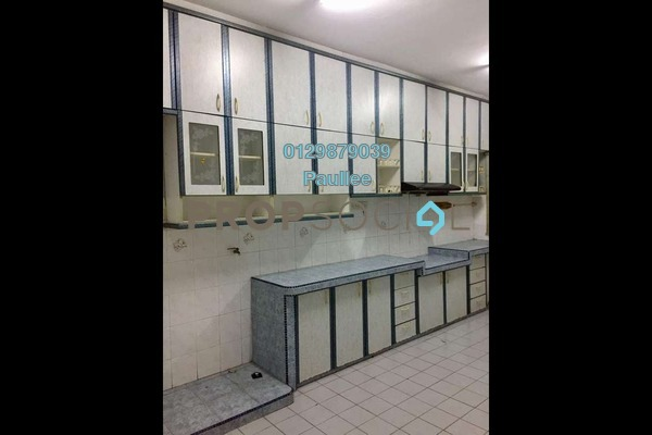 For Sale Terrace at BP3, Bandar Bukit Puchong Freehold Semi Furnished 4R/3B 720k