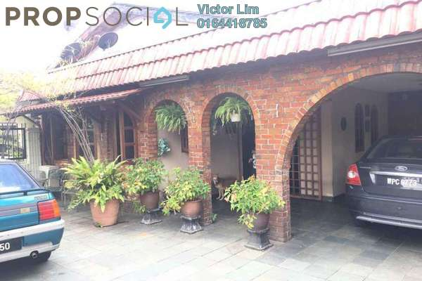 For Sale Semi-Detached at Happy Garden, Old Klang Road Freehold Semi Furnished 3R/2B 1.7m