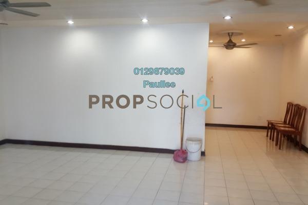 For Sale Terrace at BP11, Bandar Bukit Puchong Freehold Semi Furnished 4R/3B 750k