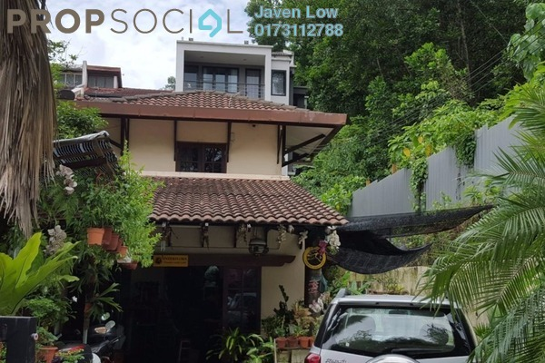 For Sale Terrace at Desa Damansara, Damansara Heights Freehold Fully Furnished 4R/4B 2.65m