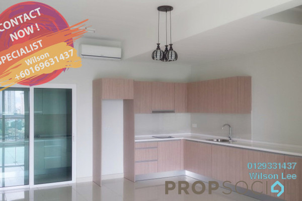 For Sale Condominium at Royal Regent, Dutamas Freehold Semi Furnished 3R/2B 880k