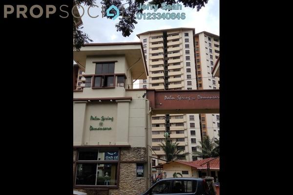 For Sale Condominium at Palm Spring, Kota Damansara Freehold Unfurnished 3R/2B 363k