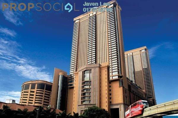 For Sale Condominium at Berjaya Times Square, Bukit Bintang Freehold Fully Furnished 1R/1B 650k