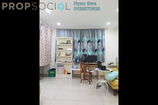 For Sale Condominium at Amandari, Segambut Freehold Semi Furnished 5R/3B 630k
