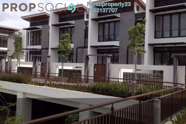 For Sale Terrace at Symphony Hills, Cyberjaya Freehold Fully Furnished 3R/3B 998k