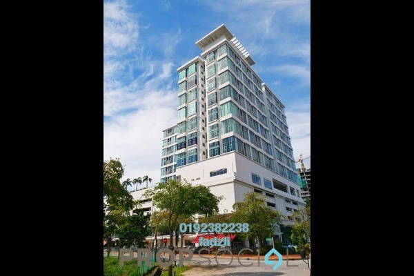 For Sale SoHo/Studio at Centro, Shah Alam Freehold Semi Furnished 0R/2B 450k