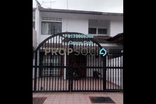 For Sale Terrace at Taman Muhibbah, Seri Kembangan Leasehold Unfurnished 3R/2B 478k