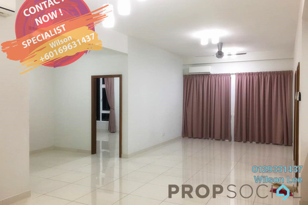 For Sale Condominium at Royal Regent, Dutamas Freehold Semi Furnished 3R/2B 760k