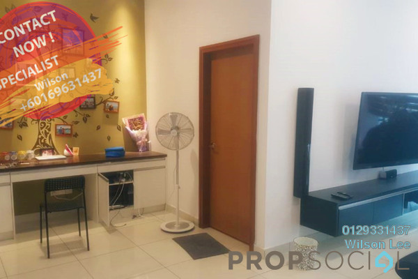 For Sale Condominium at Royal Regent, Dutamas Freehold Fully Furnished 3R/2B 890k