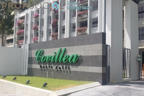 For Sale Condominium at Covillea, Bukit Jalil Freehold Fully Furnished 3R/3B 1m