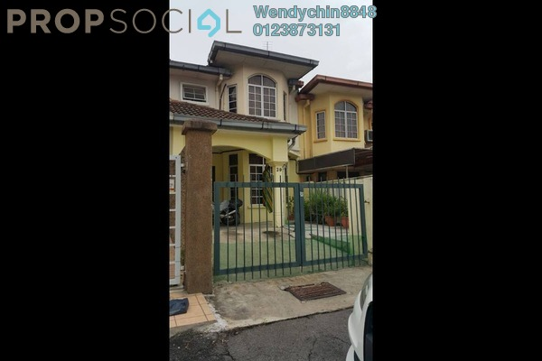 For Rent Terrace at BP1, Bandar Bukit Puchong Freehold Semi Furnished 4R/3B 1.1k