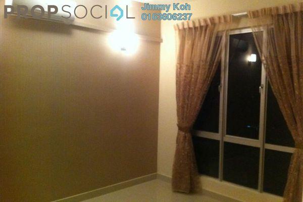 For Rent Condominium at Platinum Hill PV2, Setapak Freehold Semi Furnished 4R/2B 1.65k