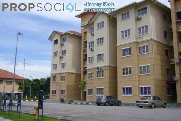 For Rent Condominium at Sri Ara Apartment, Ara Damansara Freehold Unfurnished 3R/2B 1.1k