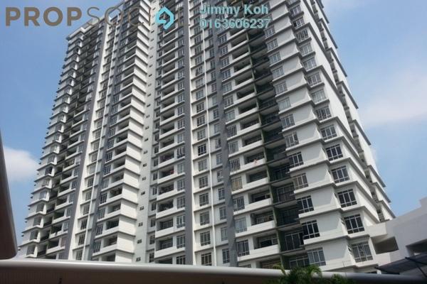 For Rent Condominium at Suasana Lumayan, Bandar Sri Permaisuri Freehold Semi Furnished 4R/2B 1.65k