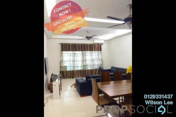 For Sale Condominium at Royal Regent, Dutamas Freehold Fully Furnished 3R/2B 850k