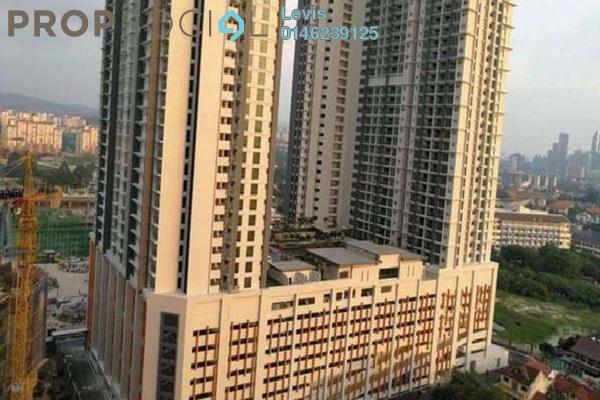 For Rent Condominium at Ascenda Residence @ SkyArena, Setapak Freehold Fully Furnished 3R/2B 2.3k