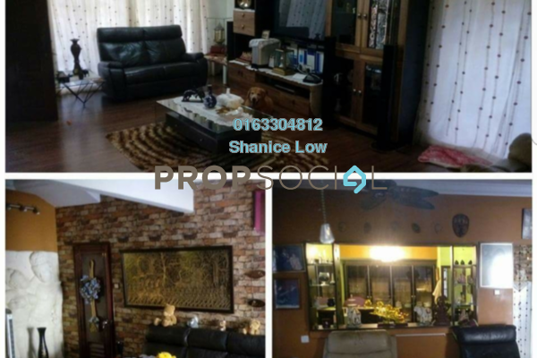 For Sale Terrace at PP 4, Taman Putra Prima Freehold Semi Furnished 6R/3B 900k