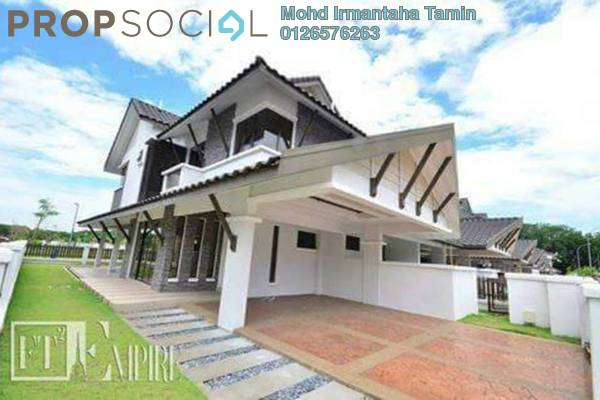 For Sale Semi-Detached at Divina, Shah Alam Freehold Unfurnished 5R/5B 1.58m