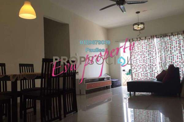 For Rent Condominium at SuriaMas, Bandar Sunway Freehold Fully Furnished 4R/2B 2.1k