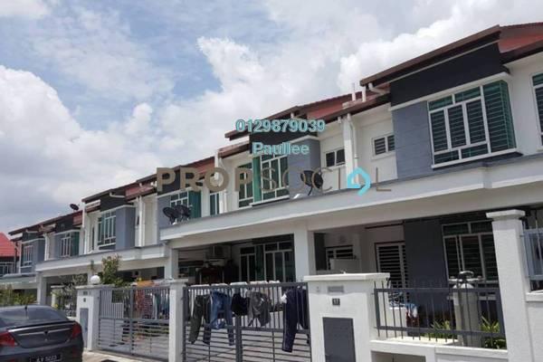 For Sale Terrace at Aster, Bandar Puchong Utama Freehold Unfurnished 4R/3B 870k