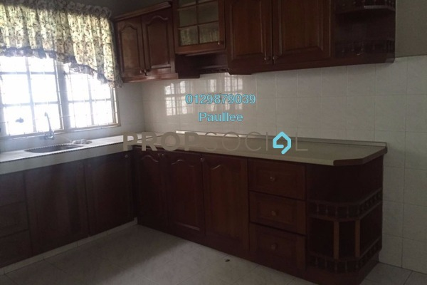 For Sale Terrace at USJ 4, UEP Subang Jaya Freehold Semi Furnished 4R/3B 799k