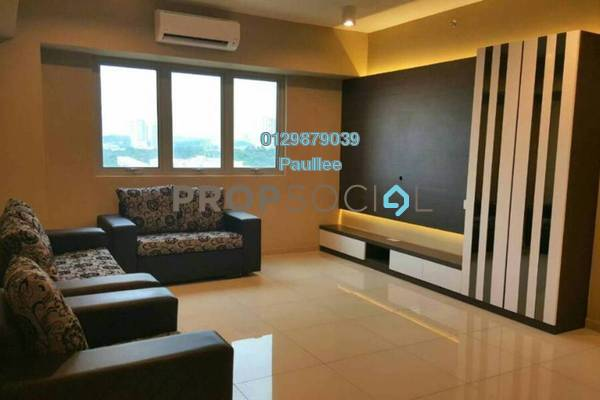 For Sale Condominium at Paragon, Cyberjaya Freehold Fully Furnished 2R/2B 630k