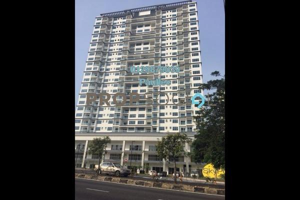 For Sale Condominium at Skypod, Bandar Puchong Jaya Freehold Unfurnished 3R/2B 560k