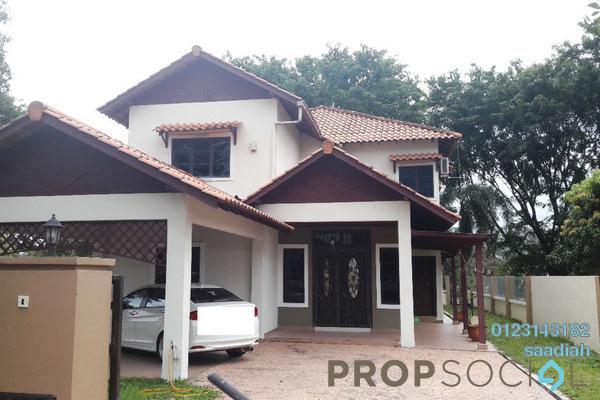 For Sale Bungalow at Bandar Saujana Utama, Sungai Buloh Freehold Semi Furnished 6R/4B 1.5m