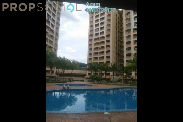 For Sale Condominium at Putra Villa, Gombak Freehold Fully Furnished 3R/2B 515k